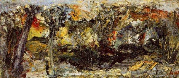 Grey Landscape, 1962 - Eugene Leroy