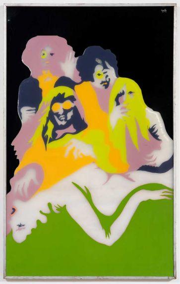 Group Therapy, 1970 - Евелін Аксель