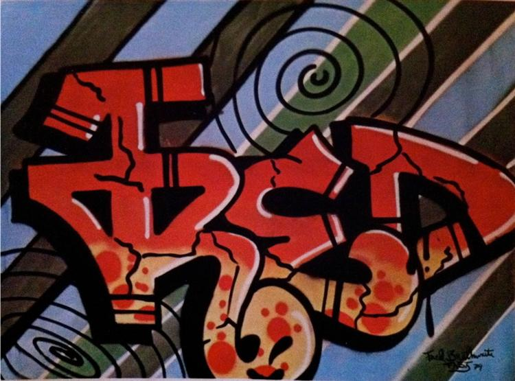 Fred, 1979 - Fab 5 Freddy