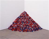 """Untitled"" (Portrait of Ross in L.A.) - Felix Gonzalez-Torres"