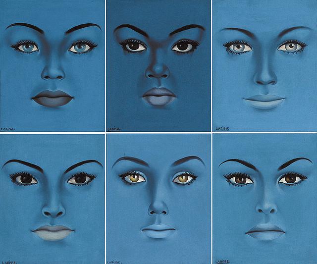 Six Selenides, 1966 - Felix Labisse