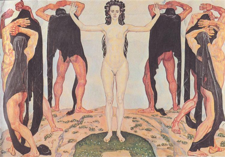 The truth, 1903 - Ferdinand Hodler