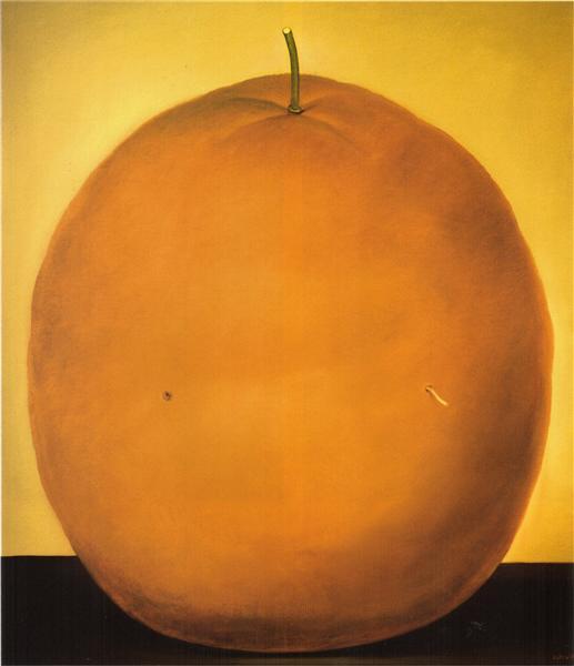 Laranja, Fernando Botero, 1977
