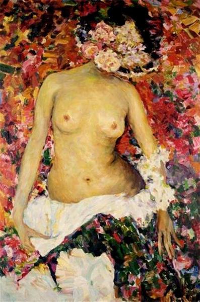 Nude - Filipp Malyavin