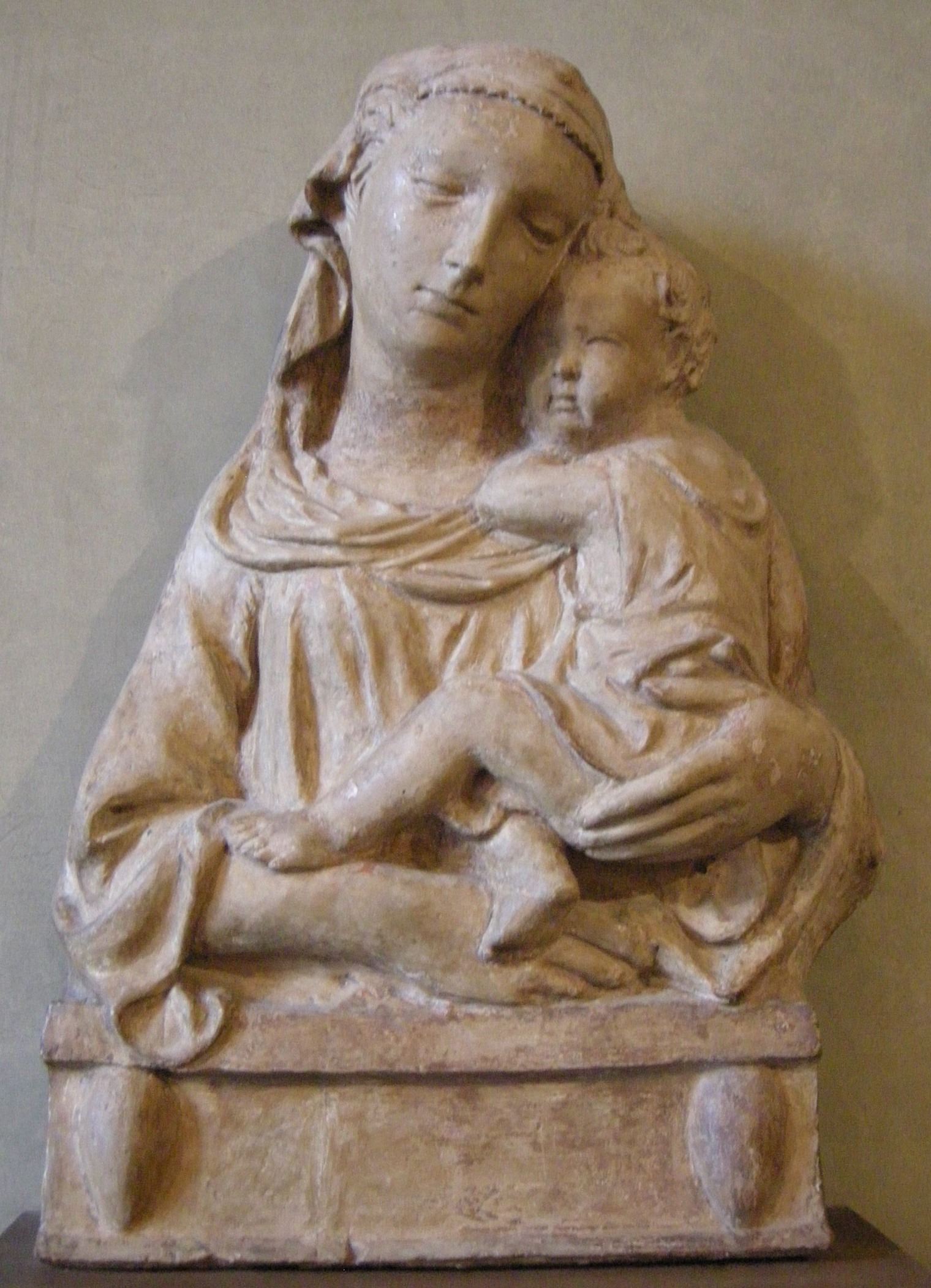 Madonna with Child, 1402