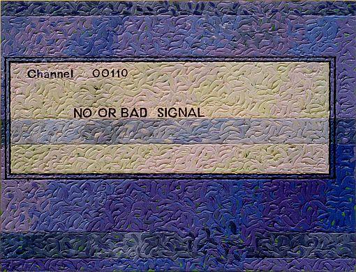 No or Bad Signal - Florin Ciulache