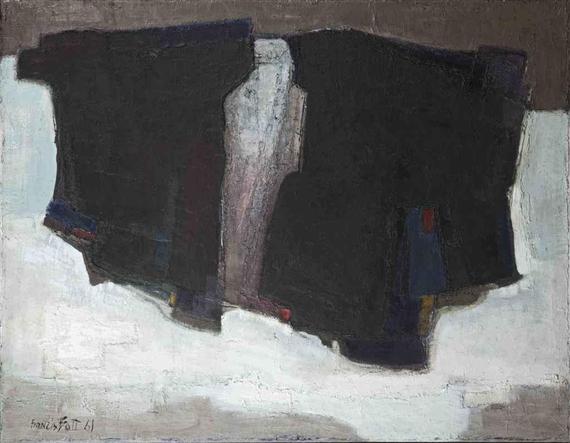 Ailes, 1961 - Francis Bott