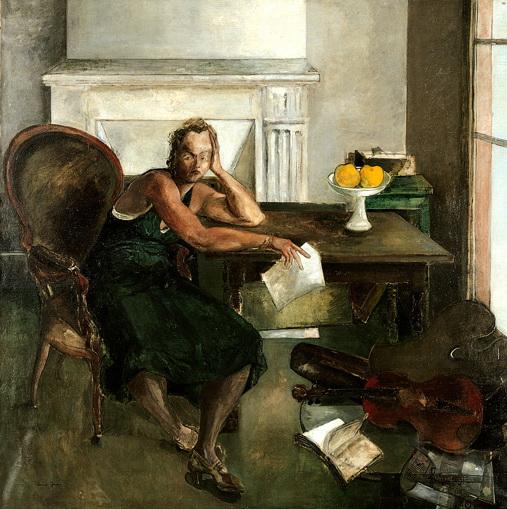 Mia, 1933 - Francis Gruber