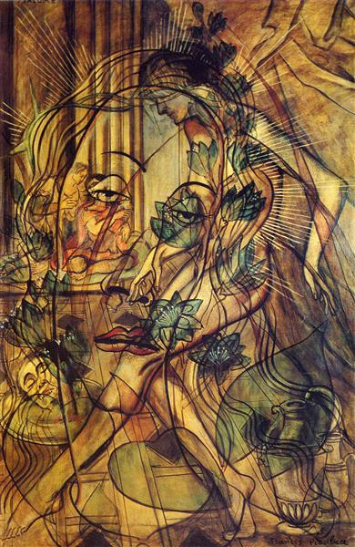 Salome - Francis Picabia
