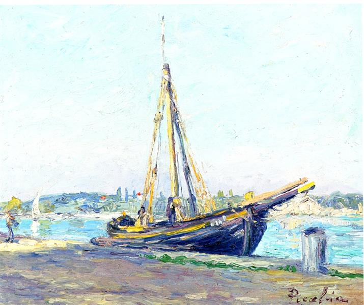 The Martigues, 1904 - Francis Picabia