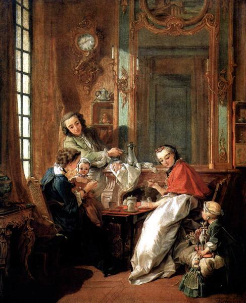 Breakfast - Boucher Francois