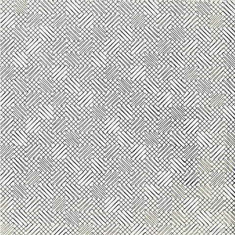 Untitled (Diagonals), 1970 - Francois Morellet