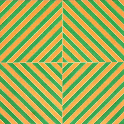 Fez 2, 1964 - Frank Stella