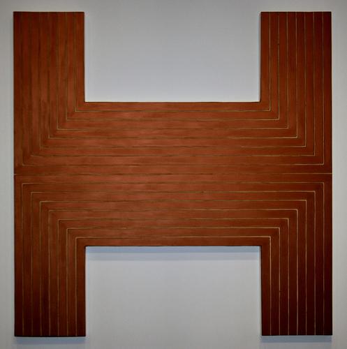 Pagosa Springs, 1960 - Frank Stella