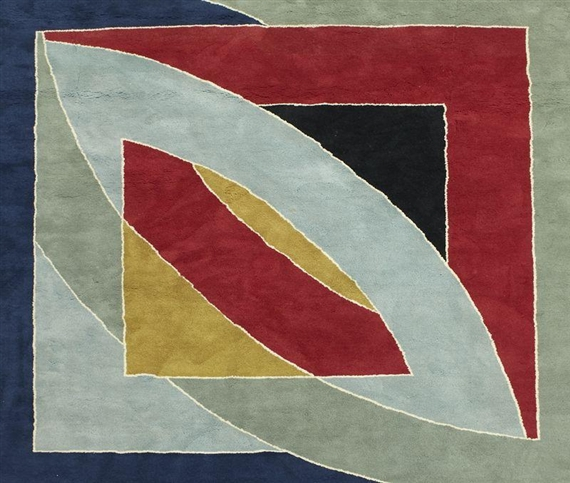 River of Ponds, 1971 - Frank Stella