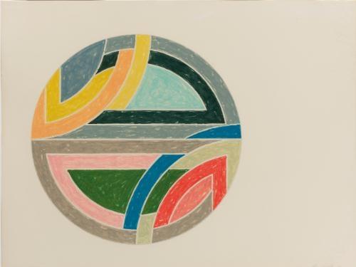 Sinjerli Variations IIa, 1977 - Frank Stella