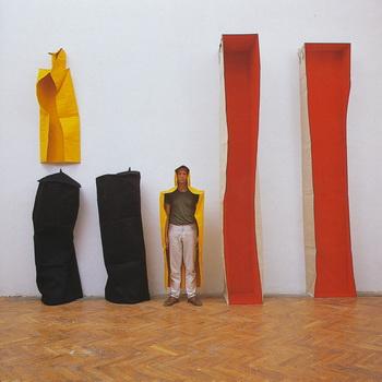 Plastische Rede - Franz Erhard Walther