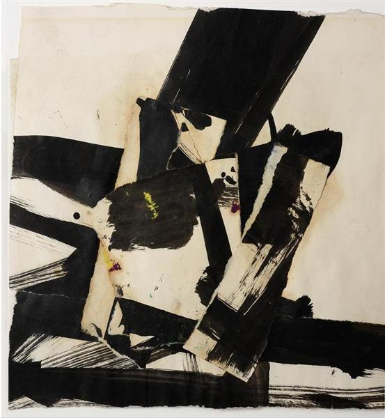 Black and White.png - Franz Kline