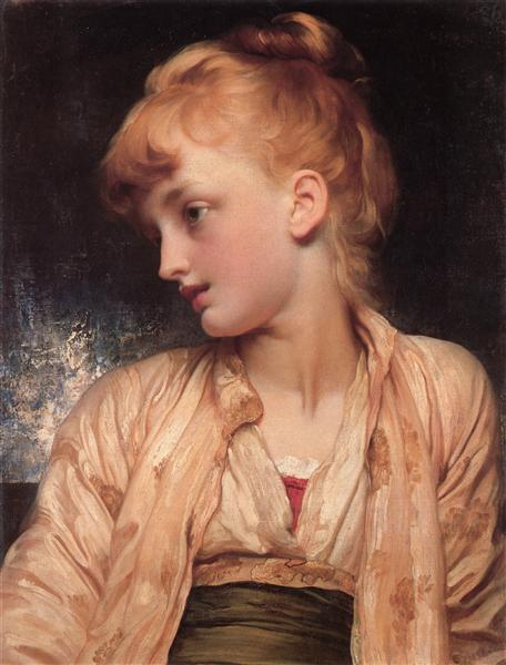 Gulnihal, 1886 - Frederic Leighton