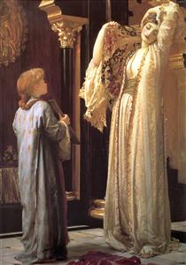 Light of the Harem - Frederic Leighton