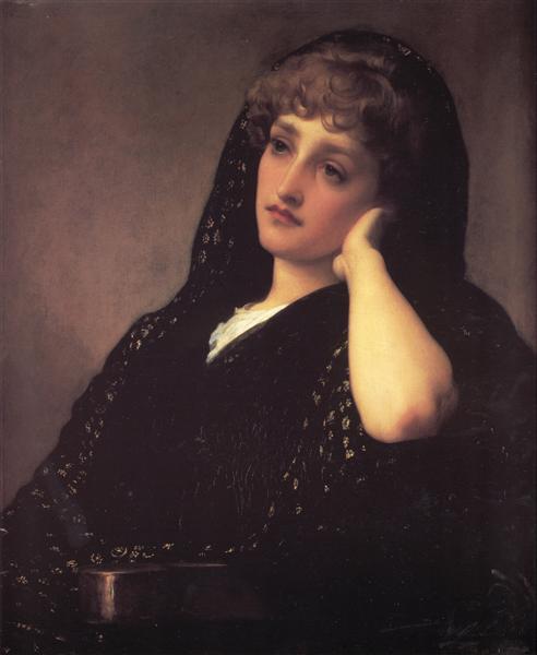 Memories, 1883 - Frederic Leighton