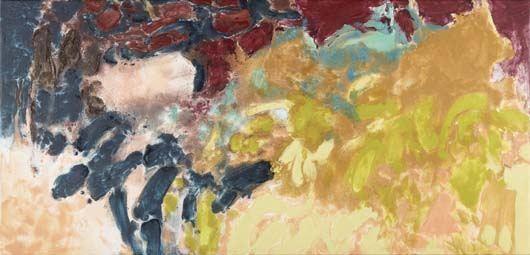 Spring Smell, 1988 - Friedel Dzubas