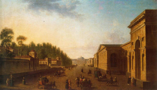 Potemkin street, 1800