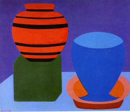 Astrazione oggettiva, 1953 - Galliano Mazzon