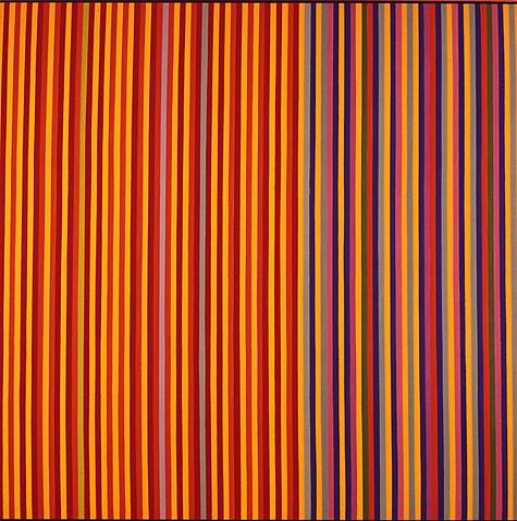 Equinox, 1965 - Gene Davis