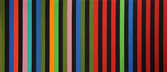 Firebox, 1964 - Gene Davis