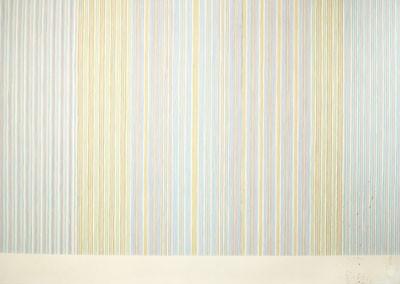 Renoir's Curtain, 1977 - Gene Davis