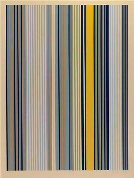 Signal, 1973 - Gene Davis