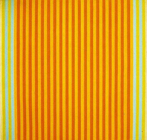 Sunball, 1960 - Gene Davis