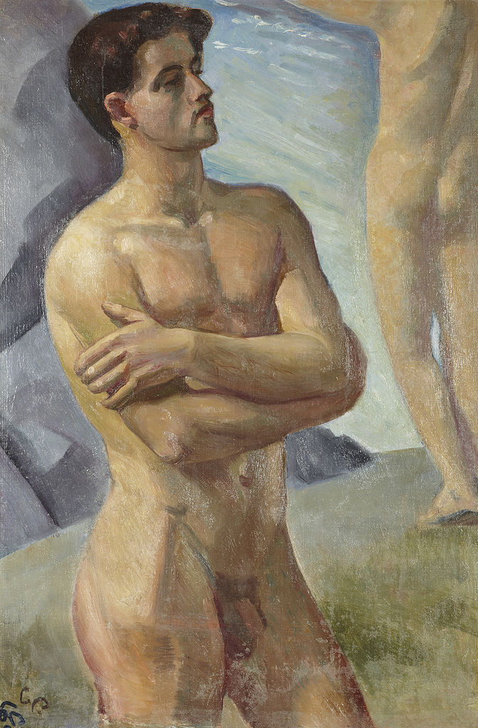 Men Bathing Nude 39