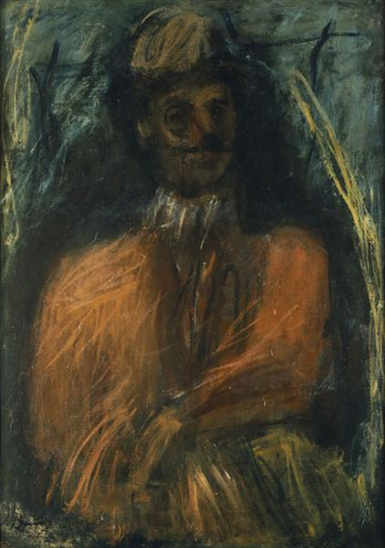 The Uncle, 1950 - George Bouzianis