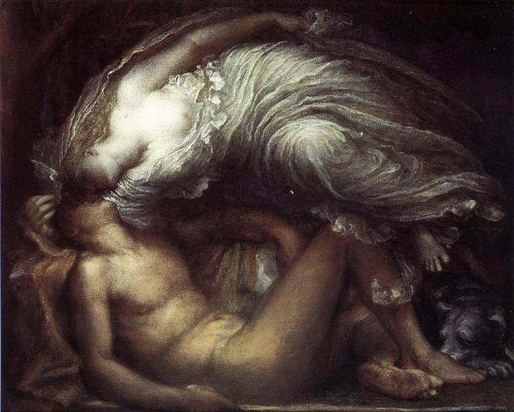 Endymion, c.1872 - George Frederick Watts