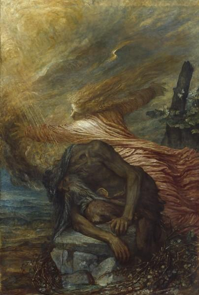 The death of Cain - George Frederick Watts