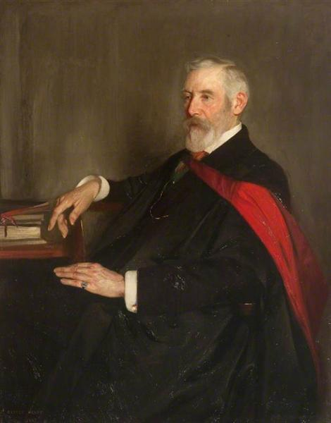 Professor George Gilbert Ramsay - George Henry