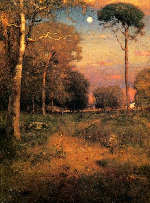 Early Moonrise, Florida, 1893