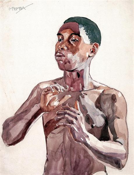 Adam, 1941 - George Pemba