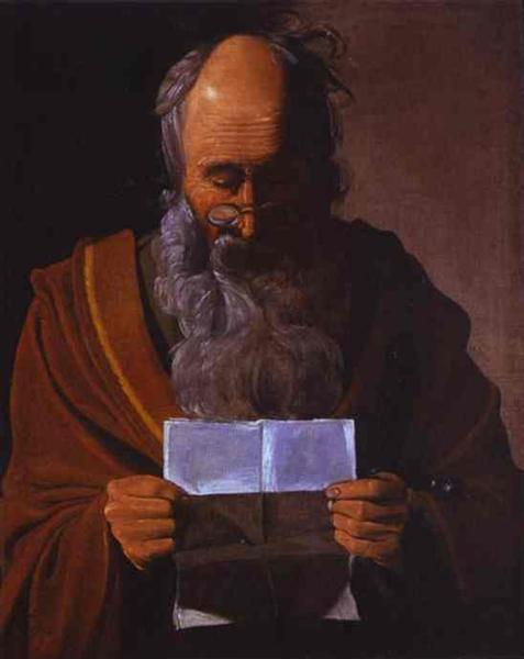 St. Paul, 1615 - 1620 - Georges de La Tour