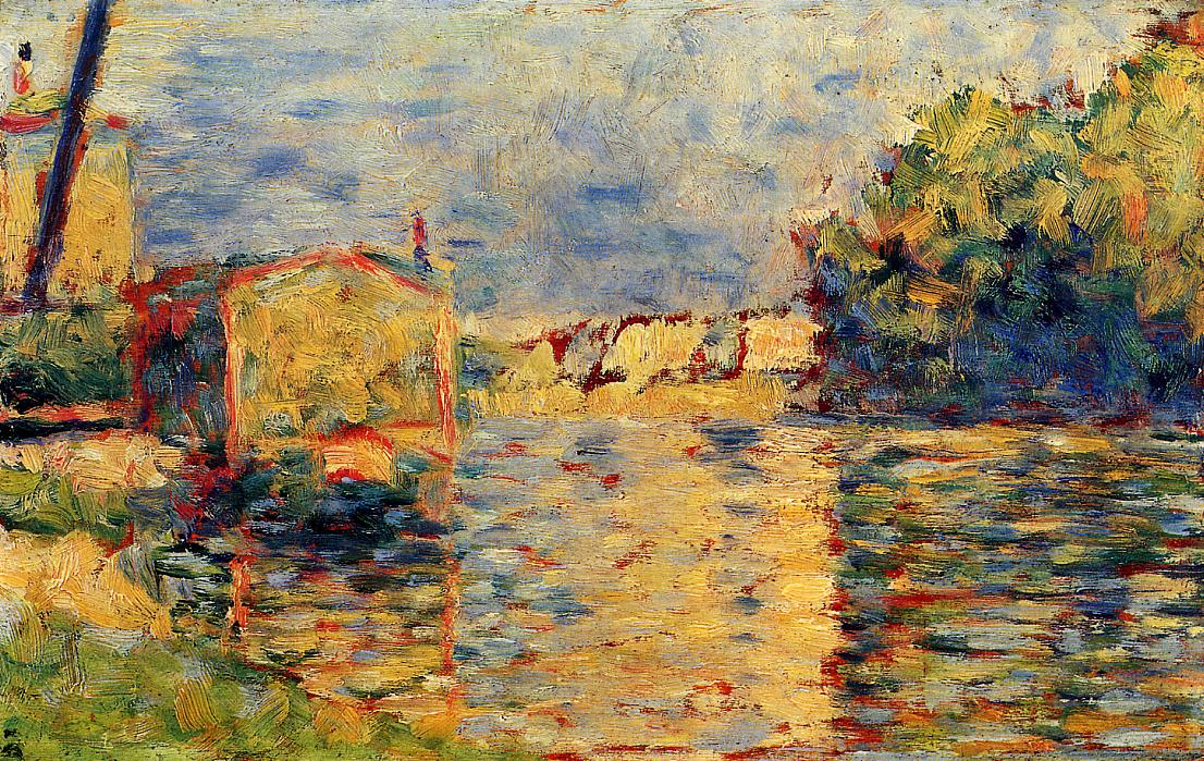 Seurat Paintings For Sale