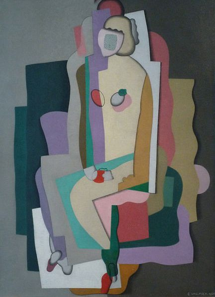 Composition - Georges Valmier