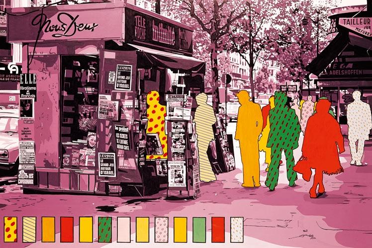 Le Kiosque, 1973 - Жерар Фроманже