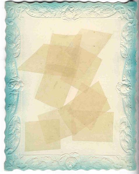Transpercer la transparence (10), 1951 - Gherasim Luca