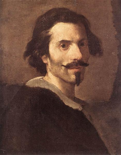 Self-Portrait as a Mature Man, 1630 - 1635 - Gian Lorenzo Bernini