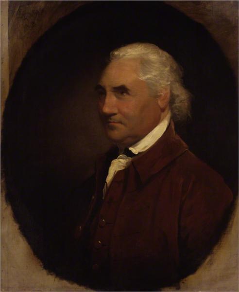 Isaac Barre, 1785 - Gilbert Stuart