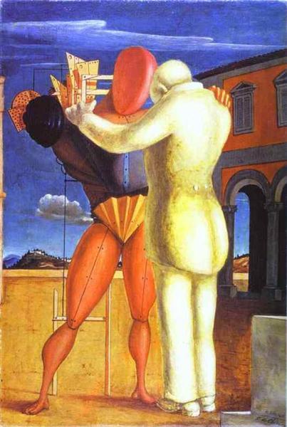 The Prodigal Son, 1922 - Giorgio de Chirico