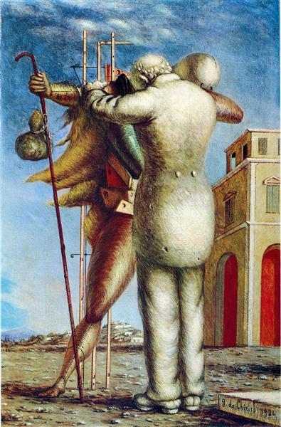 The Prodigal Son, 1924 - Giorgio de Chirico