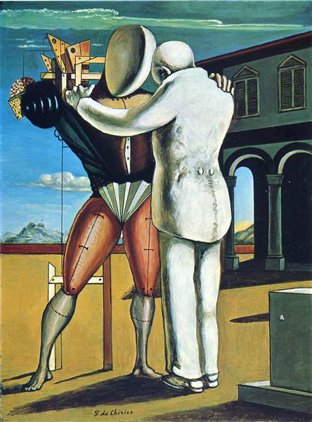 The Prodigal Son, 1965 - Giorgio de Chirico